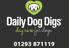 Daily Dog Digs logo